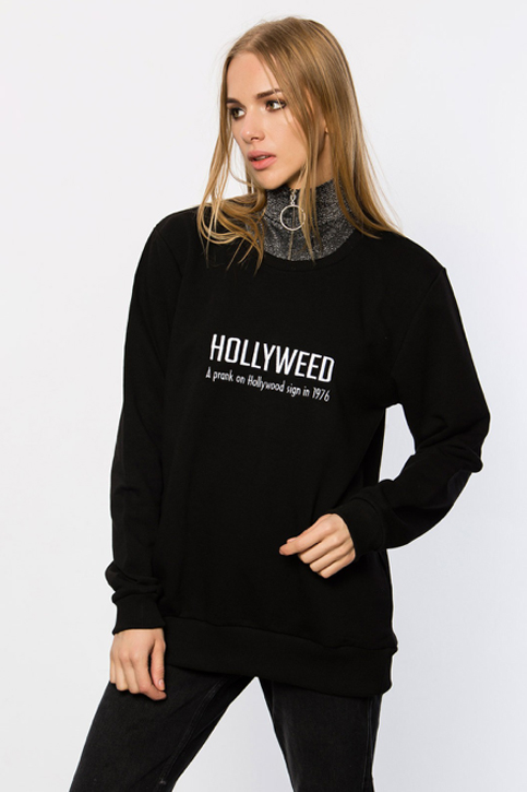 FINEAPPLE-HOLLYWEED SWEATSHIRT'in resmi