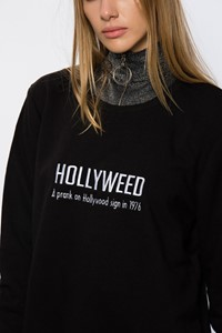FINEAPPLE-HOLLYWEED SWEATSHIRT